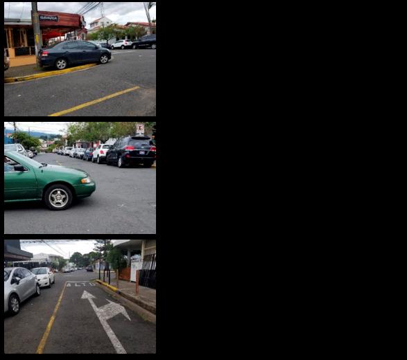 Barrio Escalante: algunos de los problemas, septiembre, 2017